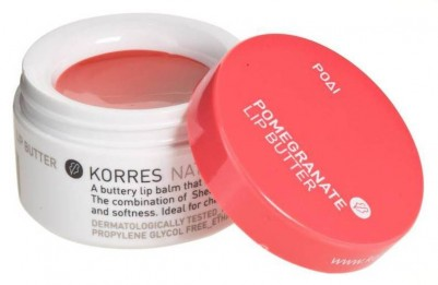 Korres_Lip-Butter_Pomegranate