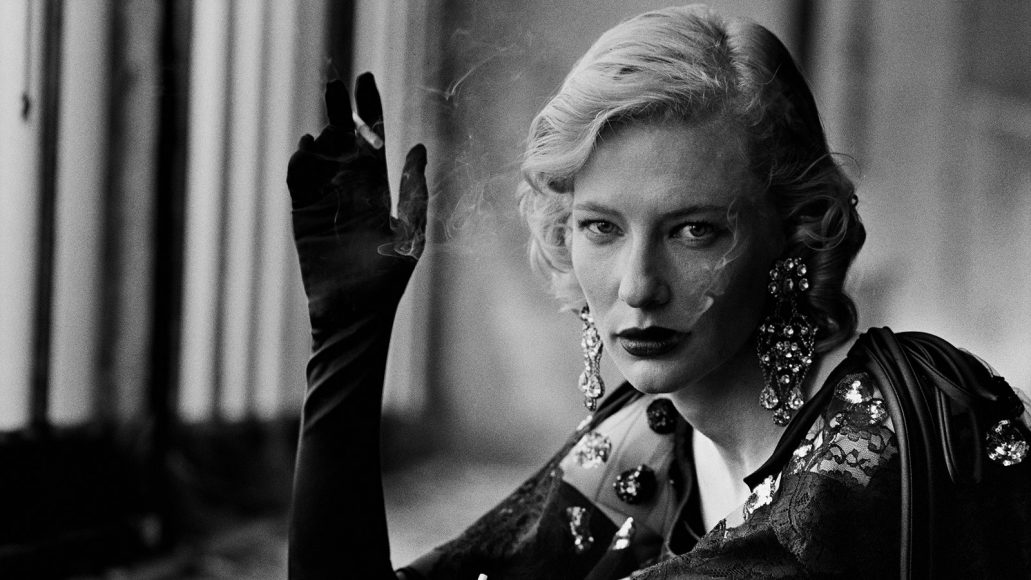 vanity fair-Cate Blanchett
